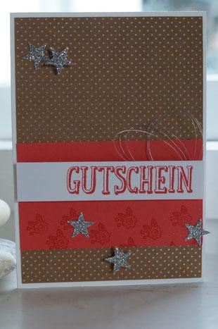 Gutschein - Patricia Stich 2016