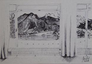 Der Wallberg am Tegernsee