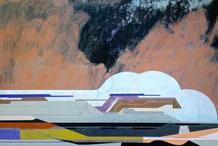 James Wallace Harris in der Galerie SEHR in Koblenz