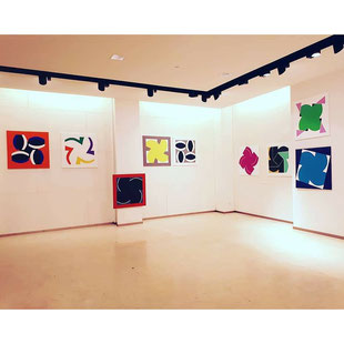 Nathalie Lebeau, Galerie SEHR POP UP 2019