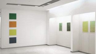 Dorothee Joachim in der Galerie SEHR