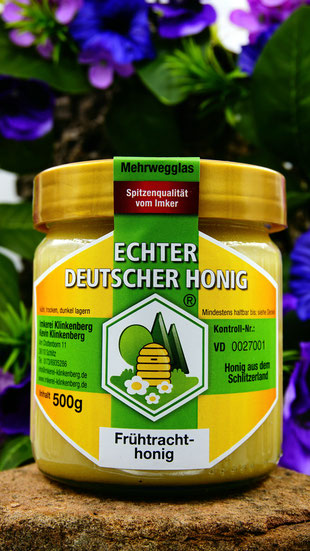 Frühtrachthonig Honig