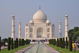 Reise Indien Rundreise 10 Tage Zentralindien