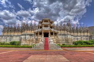Ranakpur Jain Tempel