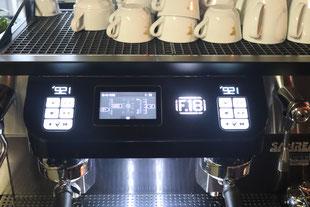 Sanremo F18 Siebträgermaschine