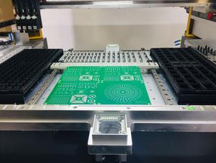 VP-2800HP-Cl64-4RCV standard working area