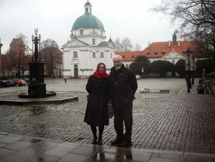 Warschau Wilanow Irena 60