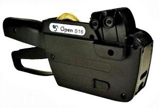 Etiquetadora OPEN S-16