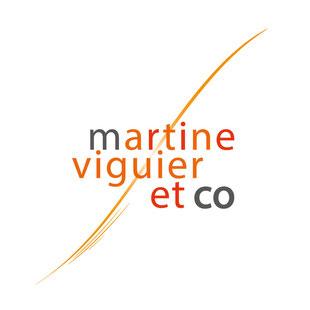 logo martine viguier