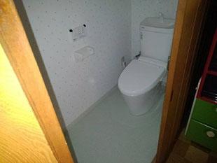 トイレ交換 アメージュZ
