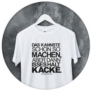 T-Shirts mit lustigen Sprüchen kaufen