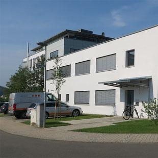 Firmengebäude der Movecat GmbH in Nufringen