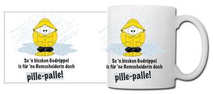 Tasse Pille-Palle