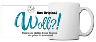 Tasse Woll?!