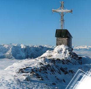 Panoramatouren in Oberbayern und Tirol