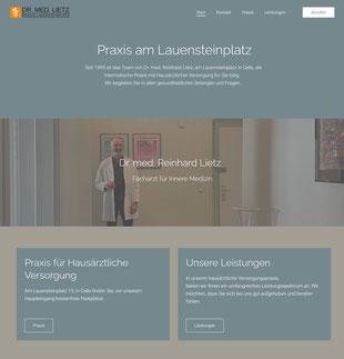 Website praxis-lauensteinplatz.de