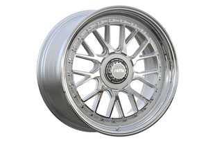 RAFFA WHEELS RS-03 ZV SILVER POLISHED