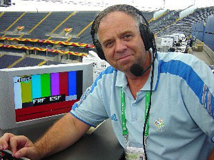 Bei der Fußball-WM 2006