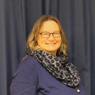 Claudia Gisiger, Vize-Präsidentin