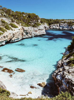 Mallorca Mallorca - Photo by Reiseuhu on Unsplash-Cala dos Moro Mallorca