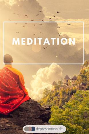 Meditation depressionein.de - Ganzheitliche Gesundheit, Ayurveda, Entspannung, Wellness, Achtsamkeit, Yoga, Resilienz, Meditation, Osteopathie, Depression und Stressbewältigung ... für mehr Gesundheit und Gelassenheit im Leben