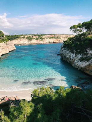 Mallorca - Photo by Reiseuhu on Unsplash-Cala dos Moro Mallorca