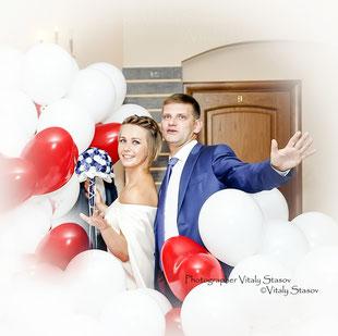 Свадебные фотосесии в ЗАГСе