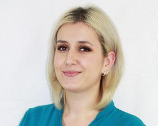 Jessica Rosano-Guzzo, Dentalassistentin, seit August 2020 bei Praxis Schildknecht + Zimmermann