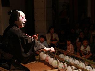 「六合前夜祭」中之条ビエンナーレ2011