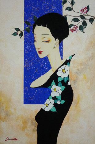 窓-月ノ輪-/window - Tsukinowa Camellia-