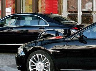 Business Chauffeur Service Montreux