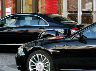 Business Chauffeur Service Engadin