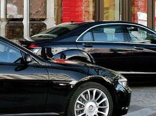 Chauffeur and VIP Driver Service Samedan