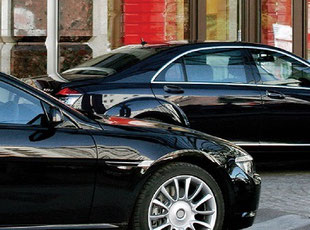 Chauffeur and VIP Driver Service Laax