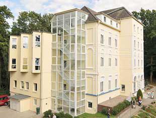 Haus an der Elbe - Altenheime Apel