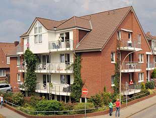 Haus an der Sonne - Altenheime Apel