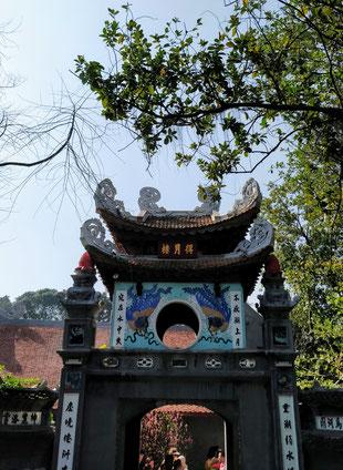 Le temple Ngoc Son