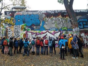 Die Nachtschicht auf Street Art Tour durch die Dresdner Neustadt