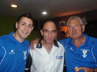 Gabi , Joan Pera y Chaves