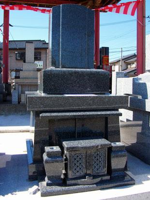 和洋型のお墓