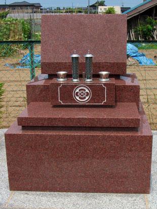 市営型のお墓