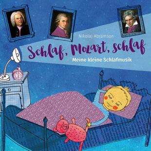 BILD: Nikolaj Abramson Schlaf Mozart schlaf Schlafmusik Schlaflieder Klassik Crossover