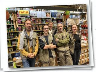 Jardinerie Toulouse centre une équipe a votre service