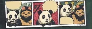 concurso semillas marihuana big seeds panda biggie, escribe tu viñeta cannabica y gana semillas de marihuana gratis