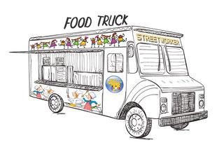 streetworker, streetfood, food truck, imbisswagen, fundraising, crowdfunding, gastronomie ausbildung, kochlehre, verkaufsfahrzeug, beten, brasilien