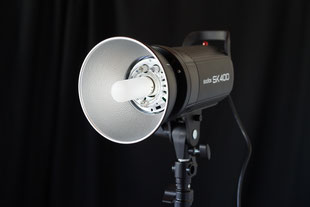 Godox SK400, Blitz, Studio, flash, Test, Review, Meinung, Bulb, Bowens mount, Godox XTR-16, Sony