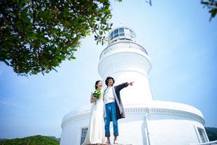 屋久島ウェディング,フォトウェディング,結婚式写真だけ,ネイチャーウェディング,前撮り,結婚写真,新婚旅行,屋久島灯台,挙式,ヘアメイク,ドレスレンタル,プレ花嫁,ブライダル,ロケーションフォト,エッコロ