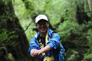 北海道から屋久島へ一人旅(白谷雲水峡ガイドツアー)