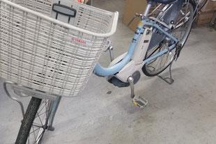 自転車TSマーク点検