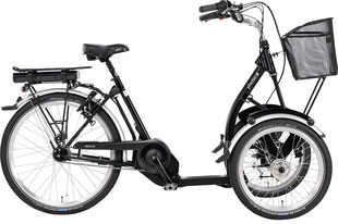 Pfau-Tec Front-Dreirad Pronto finanzieren mit 0% Zinsen bei den Dreirad Experten vom Dreirad-Zentrum  - Dreiräder und Elektro-Dreiräder für Erwachsene